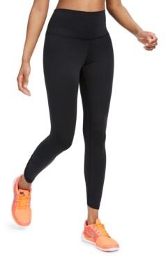 Nike Women's Yoga Ruched High-Waist Leggings