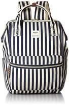 Anello Polyester Denim Canvas Backpacks (Large Size) Japan import