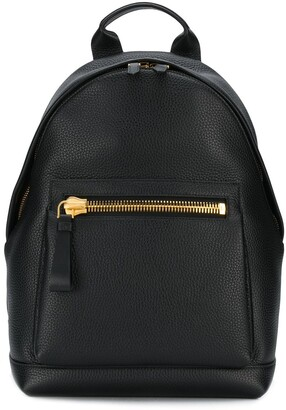 Tom Ford Pebble Textured Backpack