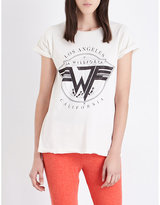 Wildfox Couture On Tour cotton-jersey t-shirt