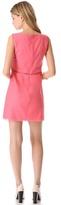 Tibi Sleeveless Shift Dress