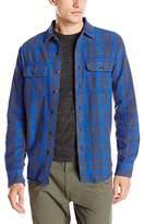 Volcom Men's Copeland Long-Sleeve Flannel Shirt