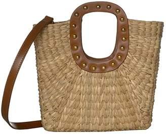 Tmrw Studio TMRW STUDIO Antonella Straw (Luggage) Handbags