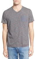 Jeremiah Men's 'Aaron' Short Sleeve V-Neck Pocket T-Shirt