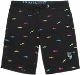 "Maui & Sons Straight Shark 19"" Boardshorts"