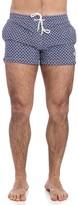 Luigi Borrelli Pattern Swim Shorts