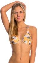 MinkPink Swimwear Spread Like Wildflowers Bikini Top 8146700