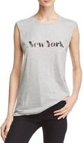 Rebecca Minkoff New York Muscle Tee - 100% Exclusive