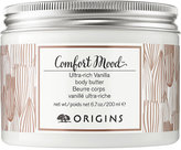 Origins Comfort Mood ultra-rich vanilla body butter 200ml