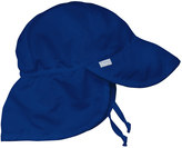 I Play Solid Flap Sun Protection Hat - Newborn