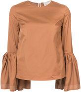 Roksanda balloon sleeves blouse