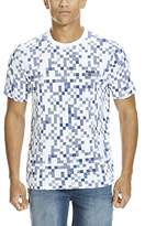 Bench Men's Aop Tile Tee T-Shirt