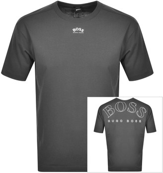 Boss Athleisure BOSS Talboa T Shirt Grey