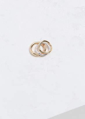 Charlotte Chesnais Wave Rings