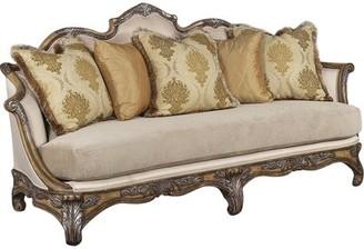 Benetti's Italia Vivacci Curved Sofa