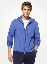 Michael Kors Lightweight Hooded Jacket