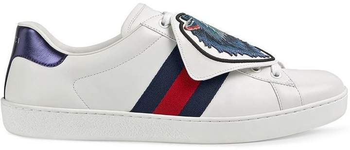Gucci Ace sneakers with removable patches