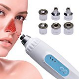 Olssda Diamond Dermabrasion Microdermabrasion, Portable Vacuum Skin Peeling Machine Blackhead Suction Extraction Machine Removal for Facial Rejuvenation(white))