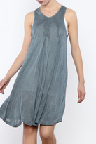 En Creme Pale Blue Dress