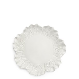 Tory Burch Lettuce Ware Round Serving Platter