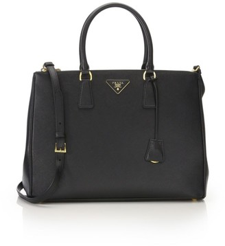 Prada Large Galleria Leather Tote