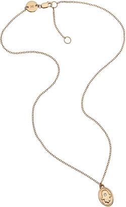 Jennifer Zeuner Jewelry Frankie Hamsa Necklace