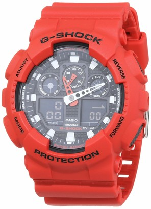 Casio G-Shock Men's Watch GA-100B-4AER
