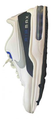 Nike White Leather Lace ups