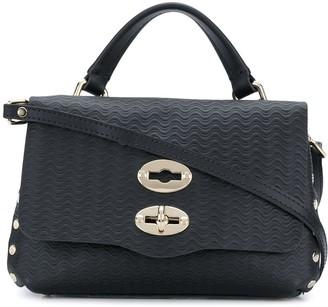 Zanellato double clasp tote bag