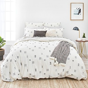 Splendid Crosshatch Comforter Set, Full/Queen