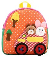 Kylin Express Cute Cartoon Backpack Bag Shoulder Bag/Cross Body Bag,1-3 Years Old