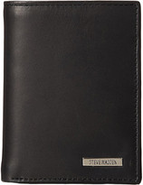Steve Madden Classic Leather Trifold Wallet