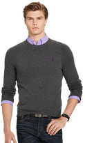 Polo Ralph Lauren Merino Wool Crewneck Sweater
