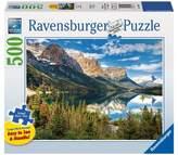 Ravensburger Beautiful Vista 500pc Puzzle