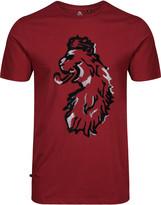 Luke 1977 Flock You T-shirt Mrl Ruby
