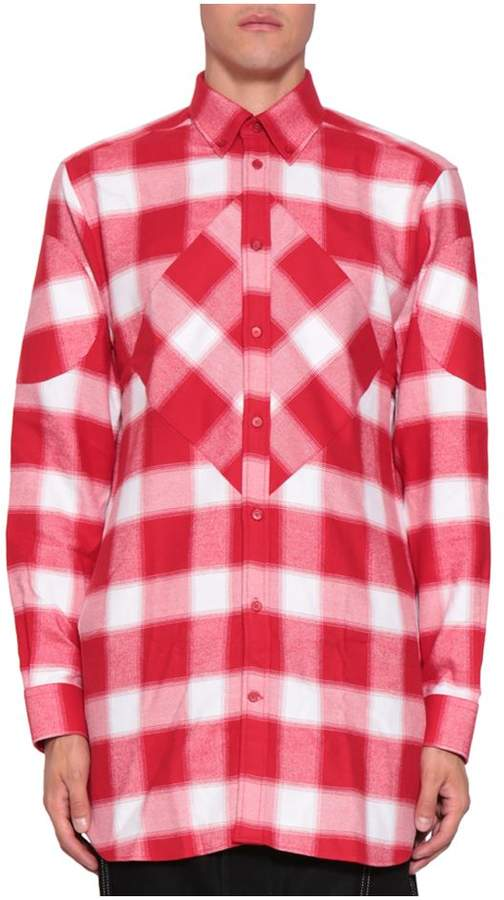 Givenchy Cotton Checked Shirt