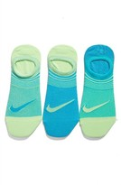 Nike Women's 3-Pack No-Show Socks