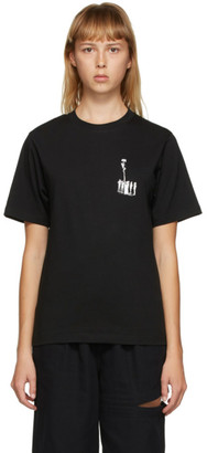 Perks And Mini Black Bouquet T-Shirt