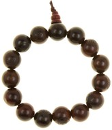 März The Cherry Beaded Wood Stretch Bracelet