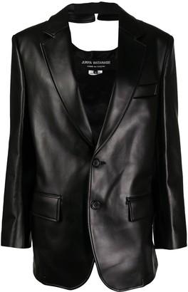 Junya Watanabe Contrast-Panel Jacket