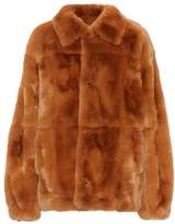 Marni Reversible fur coat