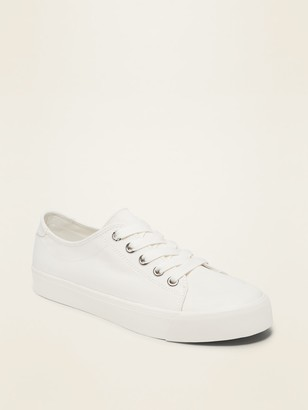 Old Navy Twill Platform Sneakers for Women