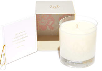 clear Musee Amber & Vanilla Quote Box Candle 1 Size