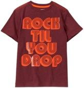 Crazy 8 Rock Til You Drop Tee