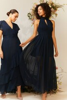 Thumbnail for your product : Coast High Neck Cut Out Maxi Dress