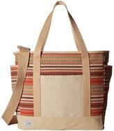 Toms Multi Stripe Baby Bag Tote