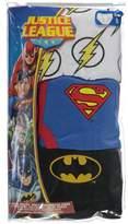 "Justice League Big Boys' ""Hero Suits"" 3-Pack Briefs"