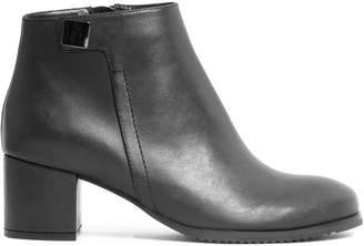 Blondo Aida Heeled Leather Booties