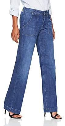 Mustang Women's Marlene Straight Jeans,W27/L33