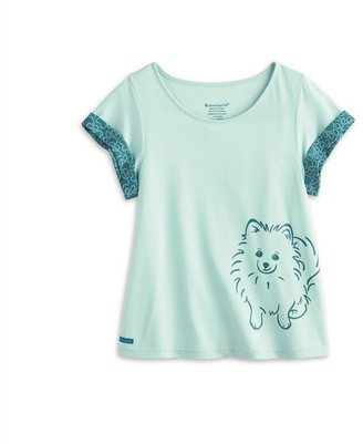 American Girl - Pomeranian Pajamas for Girls - Size: Extra Small (More Sizes Available)